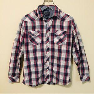 AMERICAN RAG Buttoned Men's Shirt